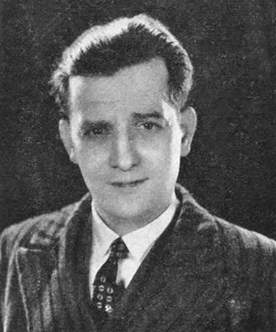 Picture of an author: Marcel Pagnol