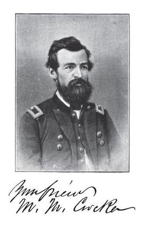 Marcellus M. Crocker - Brig. Gen. Marcellus M. Crocker