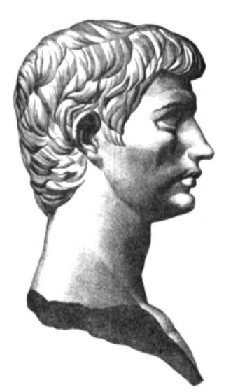 Brutus the Younger - Marcus Junius Brutus