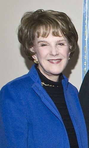 Margaret Warner - Warner in 2011