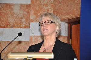 Barroso Commission - Margot Wallström, First Vice-President and Commissioner for Institutional Relations and Communication Strategy