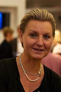 Maria Abrahamsson Göteborg Book Fair 2011.jpg