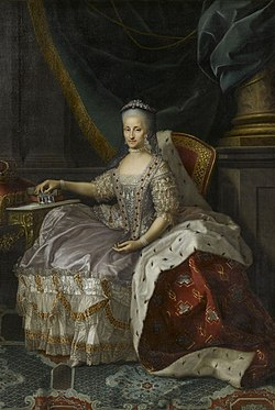 Maria Antonia of Spain as Queen of Sardinia by Anton Raphael Mengs.jpg