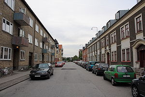 Kurt Wallander - Wallander is said to live on Mariagatan in Ystad.