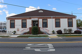 Marianna, Florida - Marianna City Hall