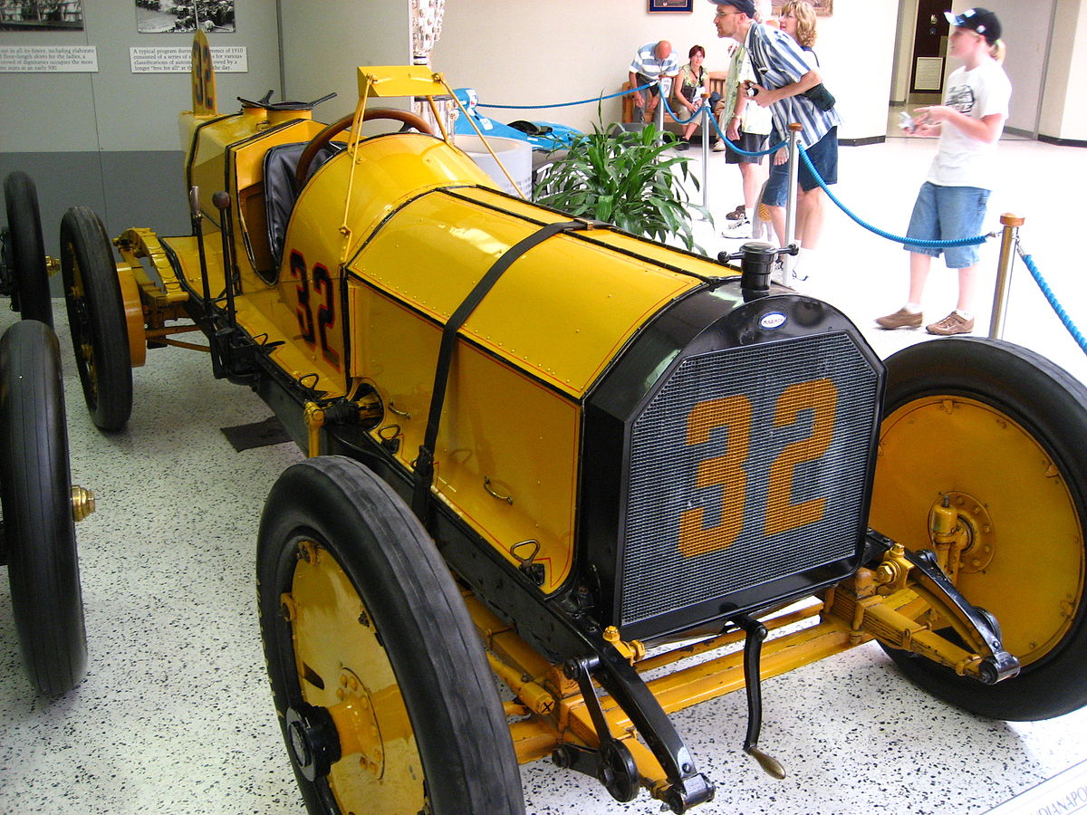 1911 Indianapolis 500 - Wikipedia