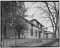 Mary E. Bayley House, 521 South Fountain Avenue, Springfield, Clark County, OH HABS OHIO,12-SPRIF,6-3.tif