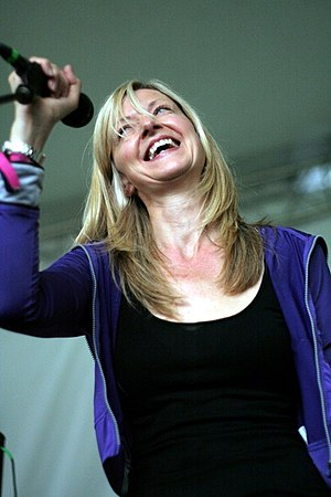 Mary Anne Hobbs - Hobbs in 2010