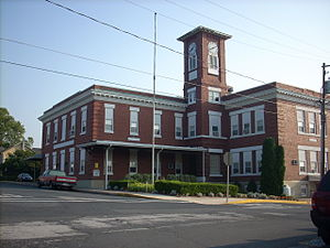 Marysville, Pennsylvania - The former Public School for Marysville