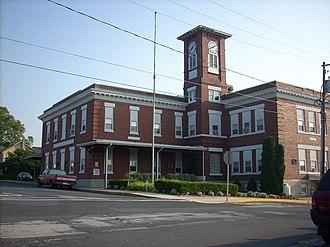 Marysville, Pennsylvania - The former Public School for Marysville