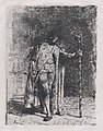 Master of ceremonies, a man standing facing the viewer holding a staff in his left hand MET DP876133.jpg