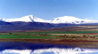 Ceres, Western Cape - Image: Matroosberg new