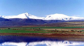 Ceres, Western Cape - Image: Matroosberg new
