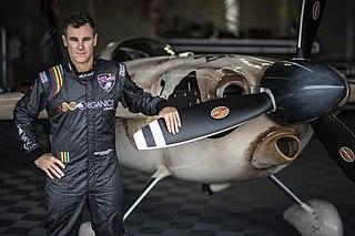 Matt Hall (pilot) Australian air racer