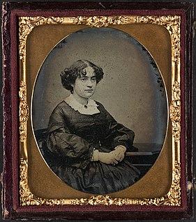 Mattie Griffith Browne American novelist, suffragist