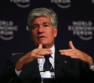 Maurice Lévy (Publicis) French businessman