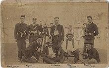 Maverick County Jail Guards, 1891