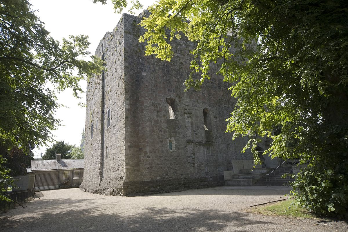 Maynooth Castle - Wikipedia