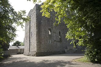 Maynooth Castle - Image: Maynooth Castle 4
