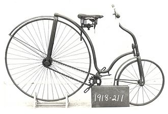 Safety bicycle - Image: Mc Cammon Safety Bicycle