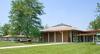 Mabel McDowell Adult Education Center - Image: Mc Dowell Adult Education