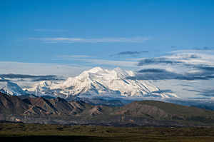 Roadless area conservation - Denali National Park in Alaska is prized for both the mountain itself and its expansive roadless area.