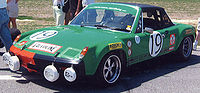 Porsche 914-6 GT thumbnail