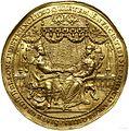 Medal ślubny Władysława IV i Ludwiki Marii 1646.jpg