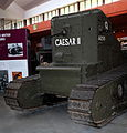 Medium Tank Mark A Whippet, The Tank Museum, Bovington. (11469956145).jpg