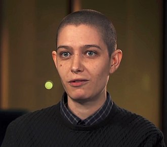 Asia Kate Dillon - Dillon discusses their role on Billions in 2017