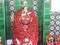 Melai Chandi Mandir, Maa Melai Chandi idol - Amta - Howrah 20190323 115914 05.jpg