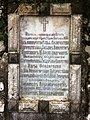 Memorial plaque in New Athos.jpg