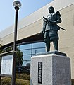 Menju Katsusuke Ieteru monument ac.jpg