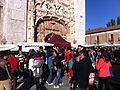 Mercado Castellano de la plaza de San Pablo de la ciudad de Valladolid 7.JPG