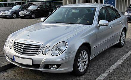 nuova collezione più vicino a spedizione gratuita Mercedes-Benz W211 - Wikiwand