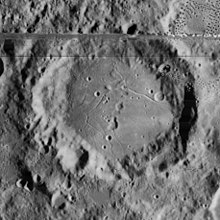梅森环形山 (月球)