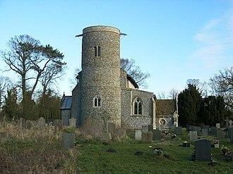 Merton, Norfolk - Image: Merton g 6