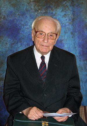 Victor Merzhanov - Victor Merzhanov at Moscow Conservatory (2010)