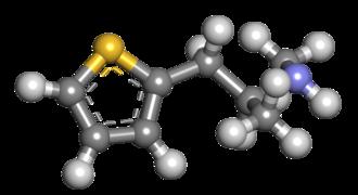 Methiopropamine - Image: Methiopropamine
