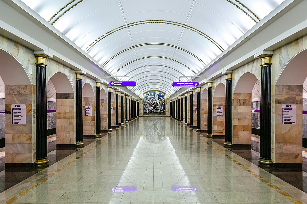 Metro SPB Line5 Admiralteyskaya Platform.jpg