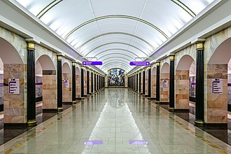 Line 5 (Saint Petersburg Metro) - Admiralteyskaya station
