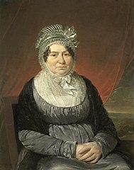 Portrait de Mme Brak-Haskenhoff