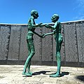 Miami Beach - South Beach Monuments - Holocaust Memorial 10.jpg