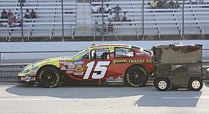 Germain Racing - Michael Annett in 2009.