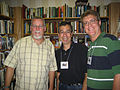 Michael Connelly, Chris Grabenstein, and Clay Stafford at Killer Nashville.jpg