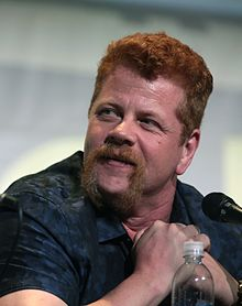 Michale Cudlitz at the 2014 San Diego Comic Con International