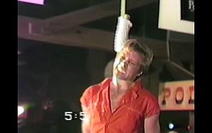 Michael Griffin (escape artist) - Escape Artist Michael Griffin became the only person in history to survive a real hanging with a regulation 13 knot noose around the neck, hands tied behind the back and pulled off the back of a horse