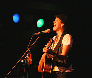 Michelle Shocked - Shocked performing in 2010