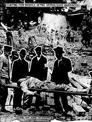 1911 Michoacán earthquake