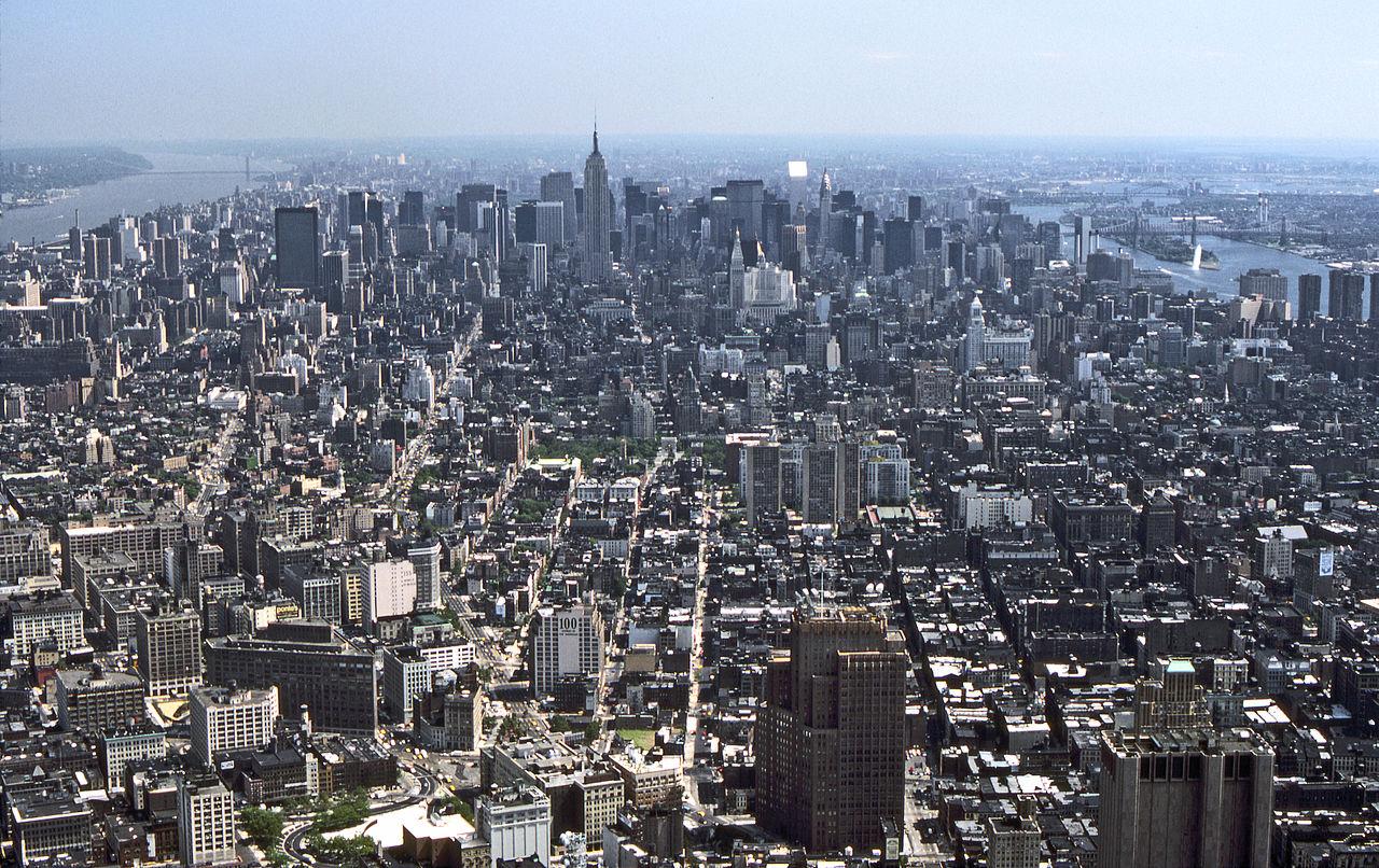 New York Midtown Cafes